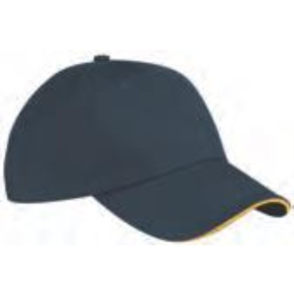 DXB Piping Cap Style 4a dark blue