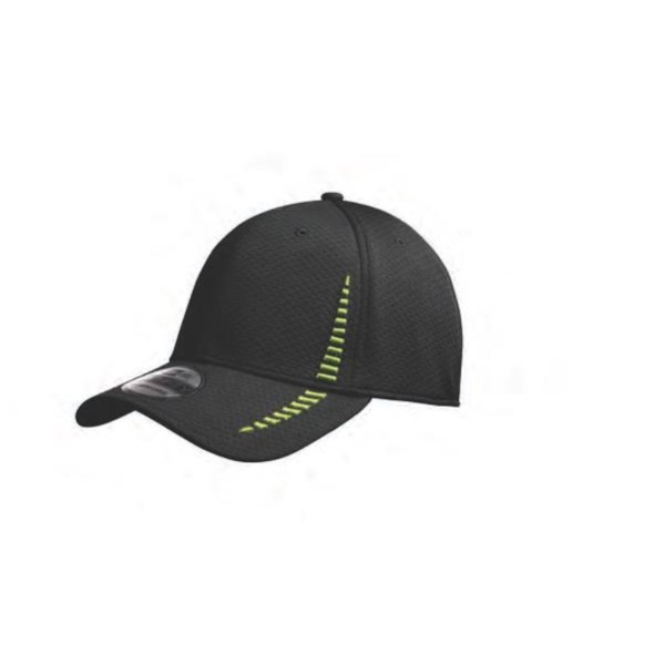 DXB Thread Stich Cap 2c yellow