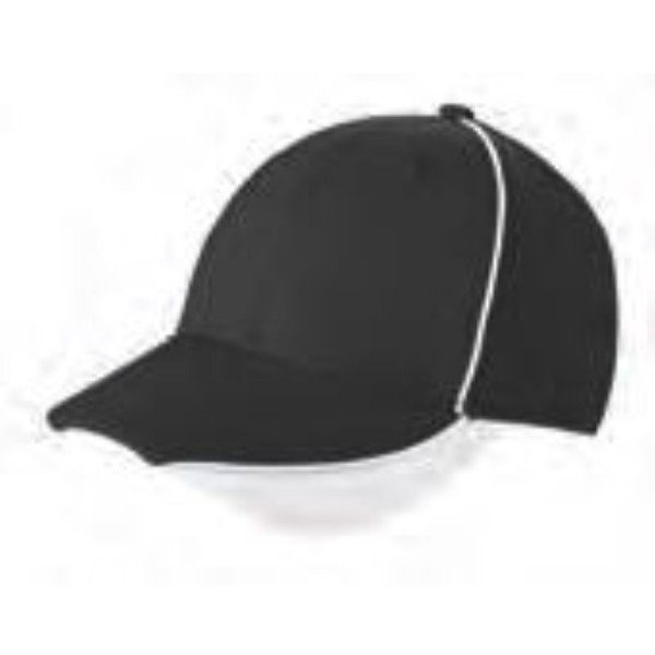 DXB two colors cap style 5a white and black