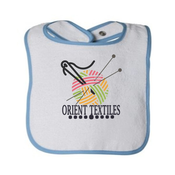 light blue babies bib 7