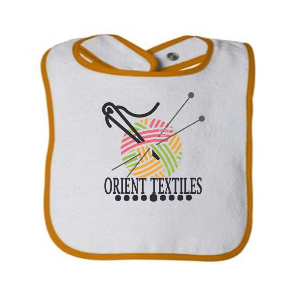 yellow babies bib 14